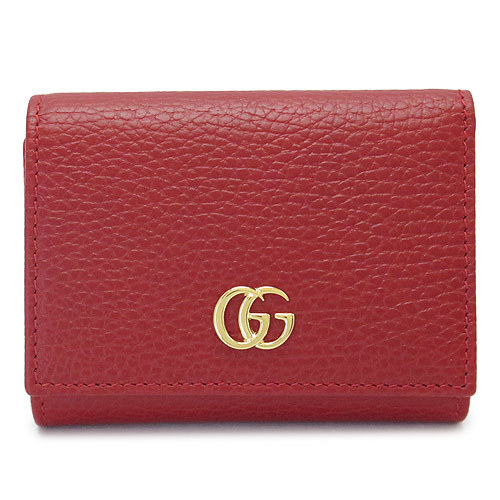 cheap for discount be400 ef07d Gucci folding wallet 474746 CAO 0 G 6433 GUCCI ... - Qoo10
