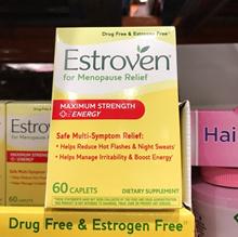 American fastball Estroben menopause health food Estroven Maximum Strength / parents nutritional present