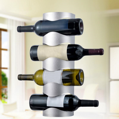 Qoo10 Creative Wine Rack Holders Home Bar Wall Grape Wine Bottle