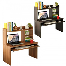 Bed Computer Lazy Table College Bunk Bed To Do Table Economic Bed Desk Home Simple Study Table (A77)