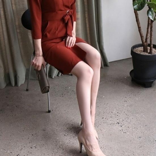 三女子モールシルバーオリンレプワンピースTW73OP022 綿ワンピース/ 韓国ファッション