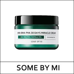 [SOME BY MI] (lm) AHA BHA PHA 30 Days Miracle Cream 50ml