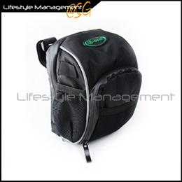 Bicycle/Bike Handle Bar Handlebar Saddle Bag Cycling Pouch/Bags with Rain Cover
