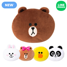 [LINE FRIENDS] SOFT FACE CUSHION 42CM / 30CM