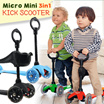 Micro Mini/3-in-1 Kick Scooter/child board/gift/present