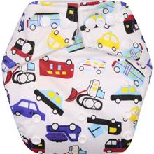 Clodi Popok Kain Bayi Babyland Snap Microfiber Vehicle   cloth diaper   Best seller