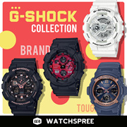 *APPLY SHOP COUPON* *2020 New In* G-Shock Collection. Free Shipping and 1 Year Warranty.