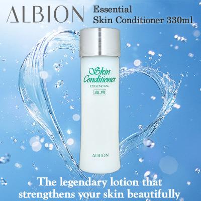Albion Essential Skin Conditioner 11 1oz, 330ml