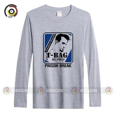 Qoo10 Prison Break Old Best Memories T Bag Men S Long Sleeve T