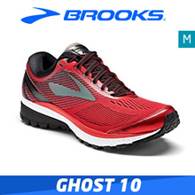 Brooks Mens Ghost 10 Performance Running Shoe