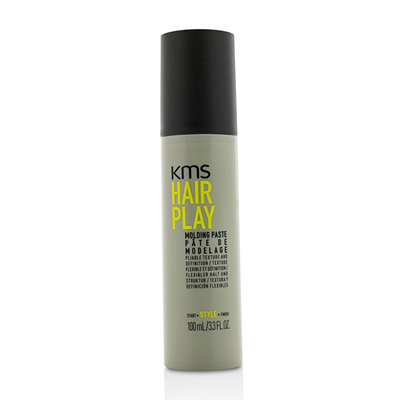 KMS California Hair Play Molding Paste (Pliable Texture And Definition) 100ml/3.4oz