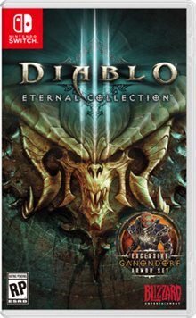 [Switch] Diablo III: Eternal Collection Standard Edition