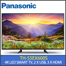 Panasonic TH-55EX600S / Panasonic TH-65EX640S ★DVB-T/T2 Tuner★ LED TV★4K Smart TV★HDMI★USB