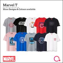 [Marvel] T-shirt Promotion