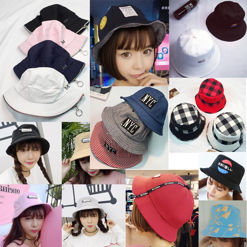 0cb2ee8932e Qoo10 - BUCKET HATS   Fashion Accessories