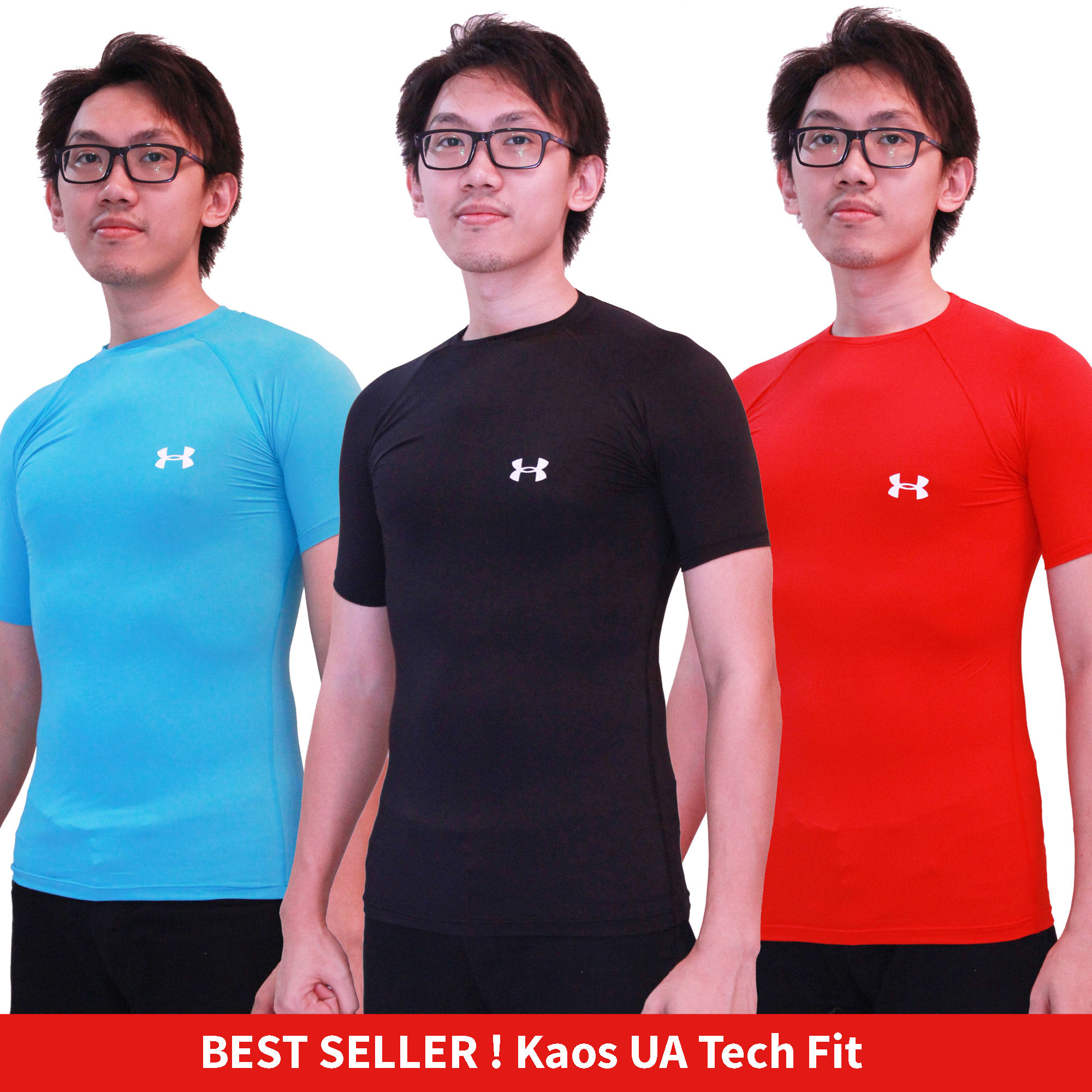 Qoo10 - Kaos Under Armour   Sportswear 6ad8dae010