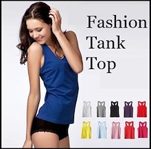 Lowestest Price!! Fashion Long Vest / Tank Top / Tube / Basic Sleepless Top