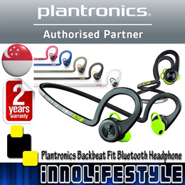 ★GSS Sales★ Plantronics Backbeat Fit Bluetooth Sports Headphone ★2 Years Local Warranty★