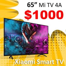[Smart TV] Xiaomi Mi TV 4 65 // 75 inch | 1 Year Warranty!