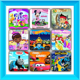 CLEARANCE!! MY LITTLE PONY/THOMAS TRAIN/ MY BUSY BOOK ORIGINAL FROM USA/CARS/THOMAS TRAIN/MY LITTLE PONY/DOC MCSTUFFINS/HOTWHEELS/MINNIE MOUSE/BATMAN/CAKE TOPPER