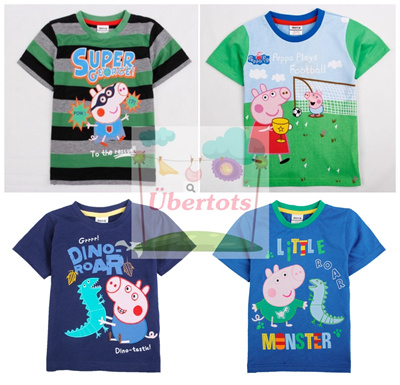 89f9bded3 Qoo10 - Peppa Pig Toddler Boys George Pig Pajamas 2-Piece Set Search  Results : (Q·Ranking): Items now on sale at qoo10.sg