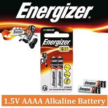 AAAA Battery ★ Energizer E96 1.5V Alkaline ★ Surface Pro/Tablet pen/Accessories/Home Appliances
