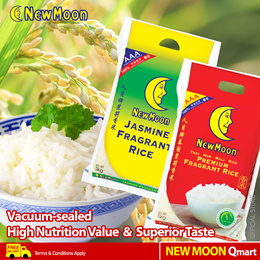 NEW MOON HIGH QUALITY Rice