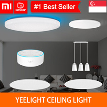 💖LOCAL SELLER💖[Xiaomi Ceiling Light] - The Worlds First Lamp to Support both WiFi and Blueto