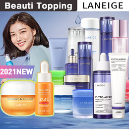 Radian-C Ampoule Added! [LANEIGE] BEST SKIN CARE COLLECTION / SLEEPING MASK / WATER BANK / SERUM