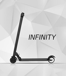Worlds Lightest Electric Scooter | INFINITY Electric Scooter: Weighs 7kg accelerates to 25km/h