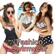 korean fashionSwimwear /swimming wear/swimsuit for women sexy bikini  rashguard