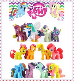 ★ My Little Pony Figurine ★ CAKE TOPPER ★Pokemon★Tsum Tsum ★Toy★Plush★Birthday party★Children Bag★