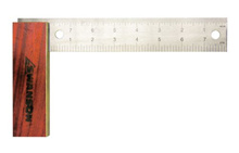 Swanson Tool Co. Swanson Tool TS152 8-Inch Try Square with Hardwood Handle