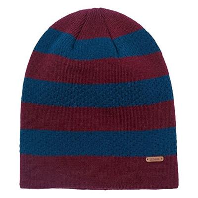 9512c53becb LETHMIK lethmik Fleece Lined Beanie Hat Mens Winter Solid Color Warm Knit  Ski Skull Cap