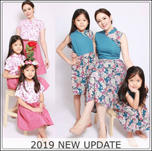 EXTRA 20% OFF MIN SPEND- JAN 2019 UPDATE MATCHING MOTHER AND KIDS SETS DRESSES BEST CLOTHING FOR CNY