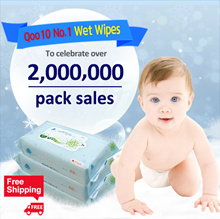 ◆91st RESTOCK◆Jeju Wet Wipes/ NO.1 Wet Wipes in SG/Manufactured on JULY.26.2018