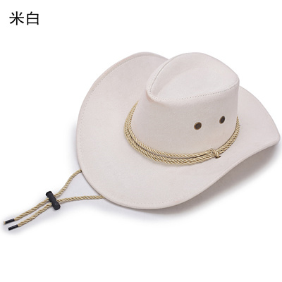 Hats men s Western cowboy hats in spring and summer men and women along the  riding 8dd500b5a7