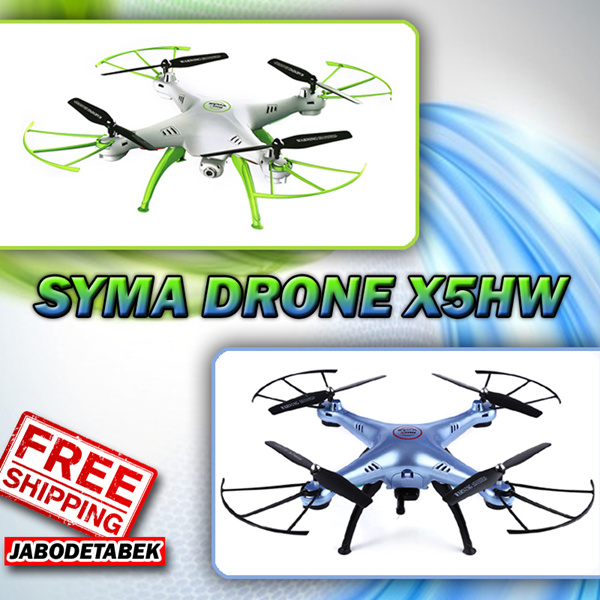 SYMA DRONE X5HW Deals for only Rp900.000 instead of Rp900.000