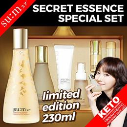 [SUM37] Secret Essence 200ml Special set / Eye cream/oil/mist/mask