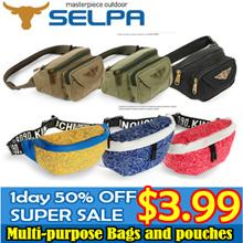 ★over 50% OFF★Multipurpose all type BAG /sling bag/ waist pouch/Waist Packs/Shoulder Bag