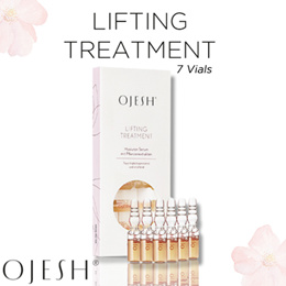 OJESH® Lifting Treatment (7 Vials)