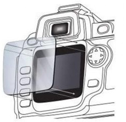 LCD Screen Protector For Canon DSLR and EOS M Camera