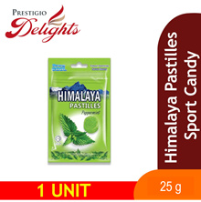【 Himalaya Pastillies Candy Peppermint ] DIrect Import from Malaysia! Your Sport Candy