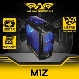 Armaggeddon GAMING RIG  AMD Ryzen 3 2200G   8GB RAM   120GB SSD   1TB HDD   375X   **AMG x NAXXWARE*