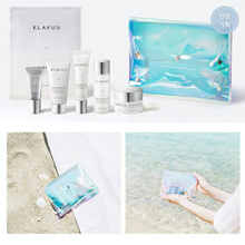 Klavuu Limited Edition All-In-One Travel Set (With Holographic Pouch)