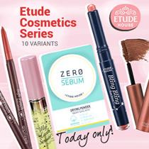 [Etude House] Zero Sebum/Drawing Eyebrow/Oh my Line/Lip Scrub/Lip Liner/BlingBling Eyestick/EasyBrow