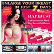[BEST SELLER] 1 BOX RapiBust Breast Enhancement Mask [4pcs/box]