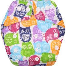 Clodi Popok Kain Bayi Babyland Snap Microfiber Owl   cloth diaper   Best seller