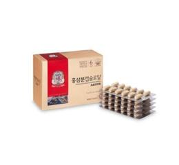 Cheong Kwan jang Red Ginseng Powder Capsule Royal 500mg*180 Capsules new