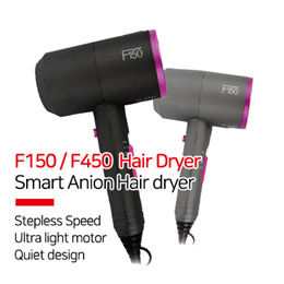 F150/F450 Smart Anion Hair Dryer 드라이기